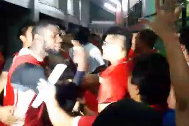 PCBL title game ends in chaos as Mighty's Bright Akhuetie storms Jumbo dugout: WATCH