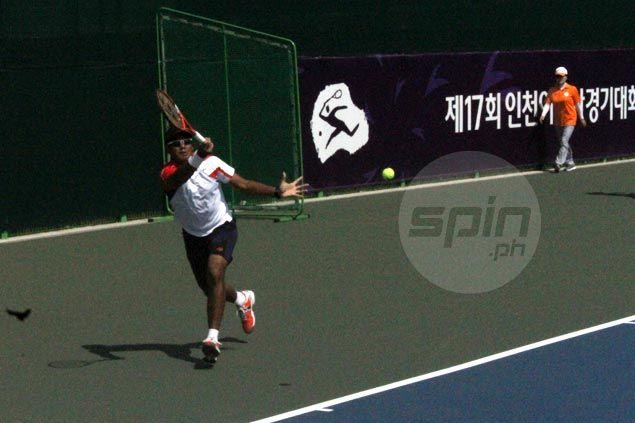 Gonzales, Tierro, Huey blank Mongolia in Asian Games tennis opener