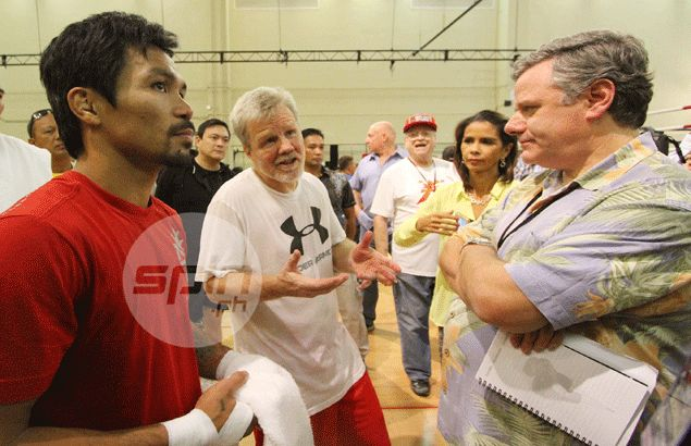 Manny Pacquiao positive of regaining lost ground once campaign goes full blast