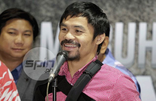 Pacquiao eager to be on KIA bench for game vs Ginebra to cap long, tiring day