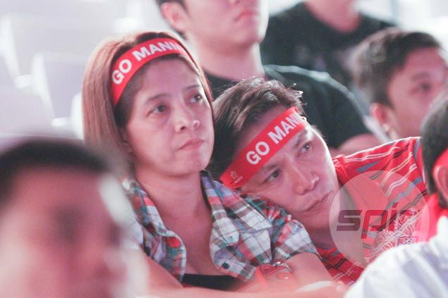 Fans cry foul as Pacquiao defeat a dampener for multitude gathered at Philippine Arena