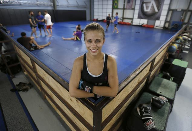 Rose Namajunas stops Paige VanZant in dominant showing at UFC Fight Night 80
