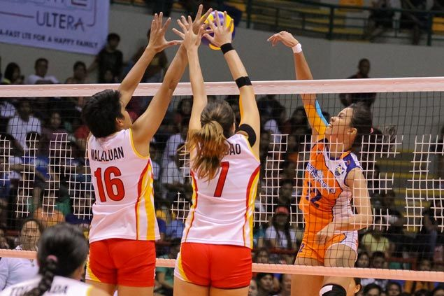 Foton snaps three-match slide with five-set victory over Philips Gold in Super Liga