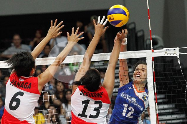 Foton off to solid start, defeats Cignal in straight sets in Super Liga All Filipino opener
