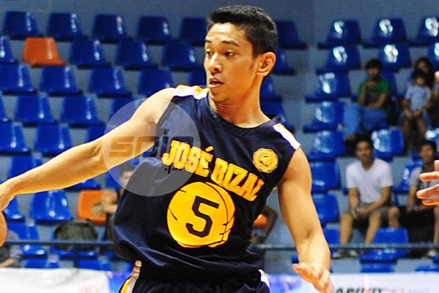 Paolo Pontejos scores 32 points as JRU clobbers Olivarez College for second win in Fr. Martin Cup