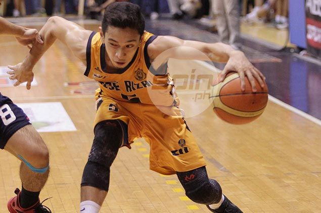 Grieving Paolo Pontejos wants to honor late dad by playing in JRU game against Mapua