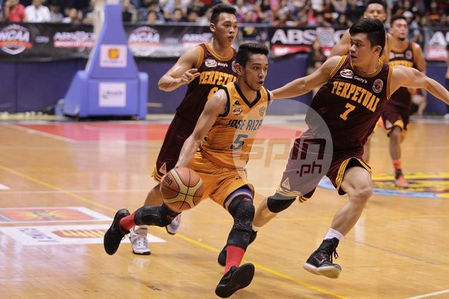 JRU Heavy Bombers keep Final Four hopes alive with thrilling win over Altas