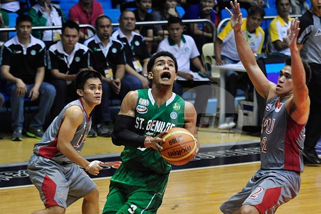 St. Benilde Blazers recover from slow start to down Lyceum Pirates and gain share of third