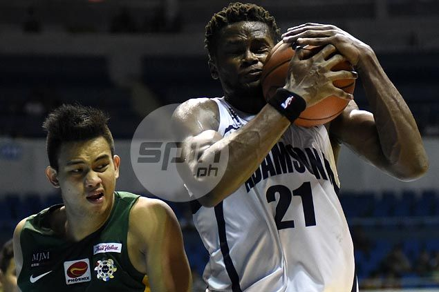 Papi Sarr plays down monster double-double, eyes more rebounds and a win for Adamson Falcons