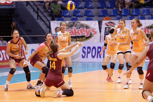 Cagayan Valley warms up for V-League Finals by battering winless Meralco