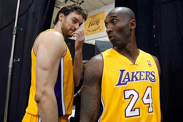 Kobe Bryant farewell season not with Lakers? Black Mamba jokes about playing with Pau Gasol at another club