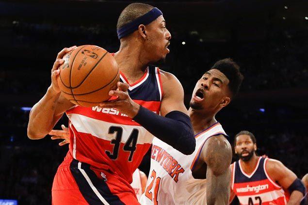 Paul Pierce, Garrett Temple show way as Wizards overpower Knicks for third straight win