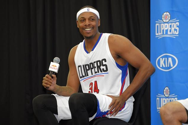Paul Pierce says NBA season with LA Clippers will be the last of his career