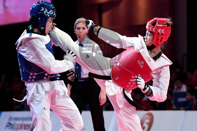 Taekwondo jin Pauline Lopez falls short in bid to claim ticket to Rio Olympic Games