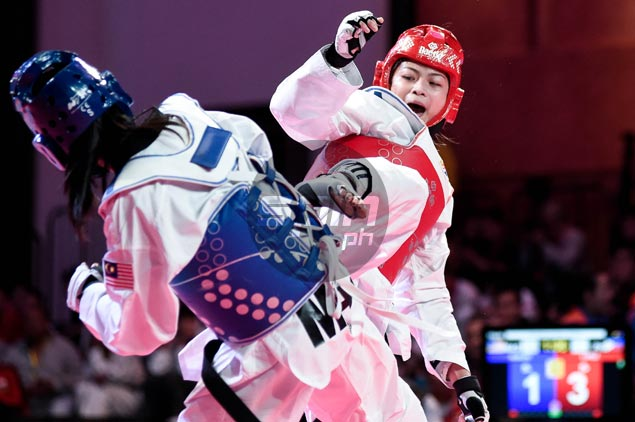 Pauline Lopez wins Philippines' lone gold in Asian Taekwondo Championships