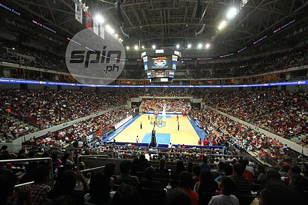 PBA set to hold one game of Philippine Cup finals in Lucena