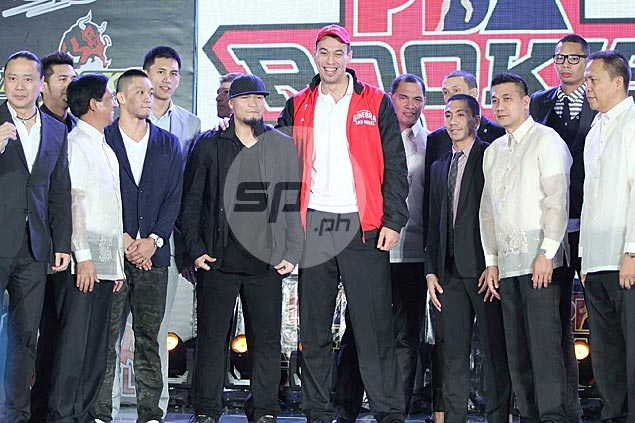 Which PBA team was the biggest gainer overall at the end of the annual rookie draft?