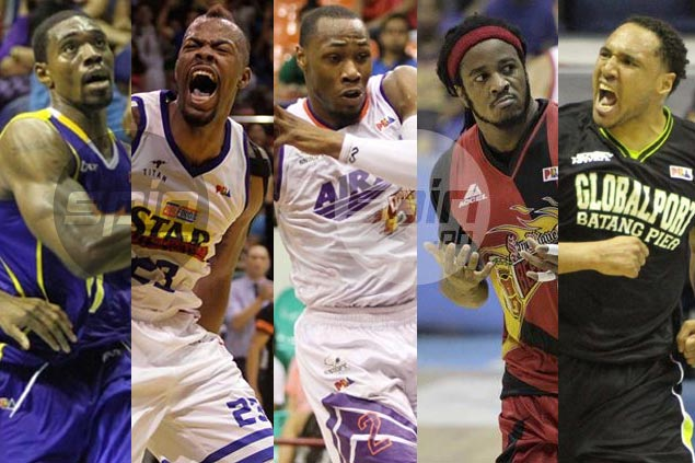 TNT's Mario Little, Marcus Simmons of Phoenix complete 12-import cast for PBA Governors Cup