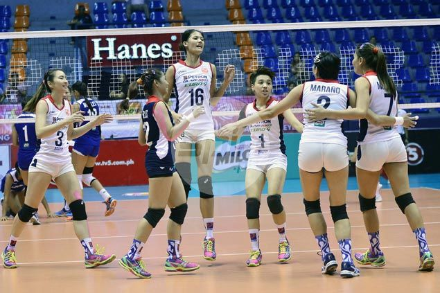 Blaze Spikers overcome absence of setter Erica Adachi, defeat Raiders in four sets in Super Liga Grand Prix