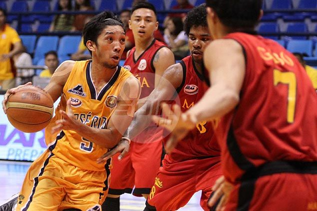 Undrafted Philip Paniamogan out to prove self in one-conference deal with GlobalPort