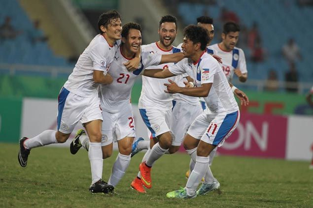 Weary Azkals back in Manila, recharge for AFF semifinal showdown with Thailand