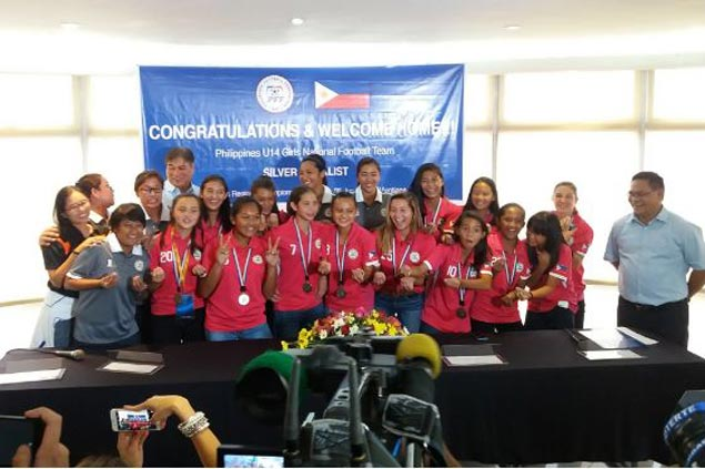 With eye on Women's World Cup qualifying, PFF looks to keep national girls U-14 team intact