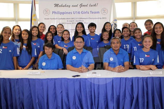 Teen Malditas see action in AFC U-16 women's football championship qualifiers in Malaysia
