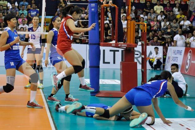 Wondering why Ria Meneses has seen limited action in the Asian U23 meet? Read on