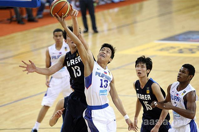 Batang Gilas suffer first loss in Fiba-Asia Under-18 tournament at hands of South Korea