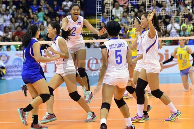 Pinays face tough task against powerhouse Japan, Chinese-Taipei in second phase of Asian U23 meet