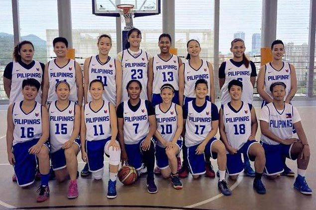 Perlas Pilipinas defeats Malaysia to take top spot in SEA Games women's basketball standings