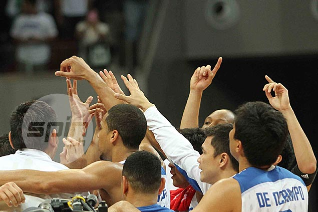 Gilas players get much-needed rest before taking on biggest games of their lives at Fiba World Cup