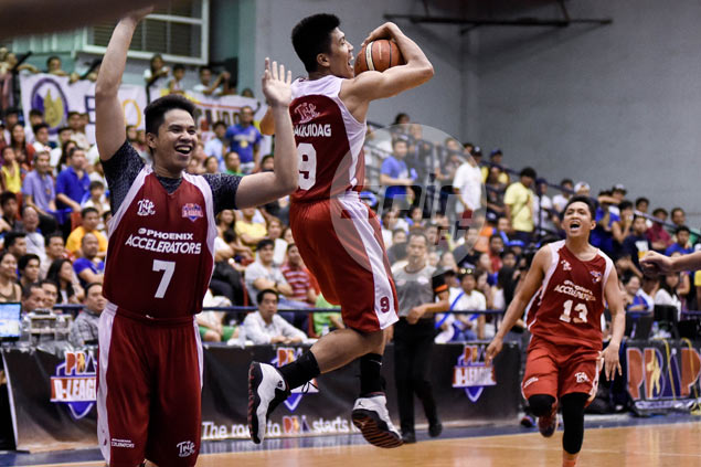 Phoenix wins championship in maiden D-League stint, overcomes Cafe France in OT