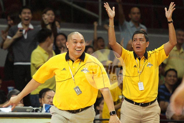 Boy Sablan seen as a 'caretaker' UST Tigers coach as Jarencio shadow looms large