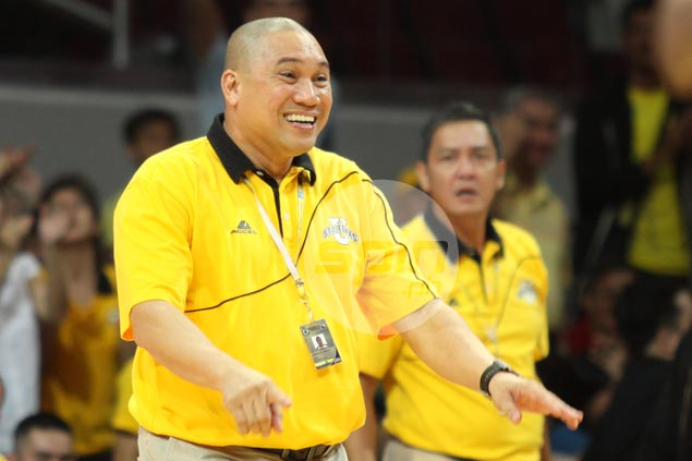 Pido Jarencio admits expressing availability for UST job, but denies any 'takeover arrangement' involving Sablan