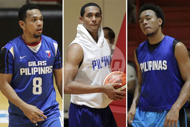 Gilas Pilipinas forms own version of dreaded Pinatubo Trio
