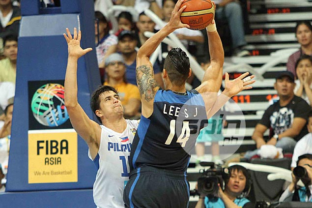 Remember Lee Seung Jun? Korean center in 2013 Fiba Asia to suit up for Alab as import
