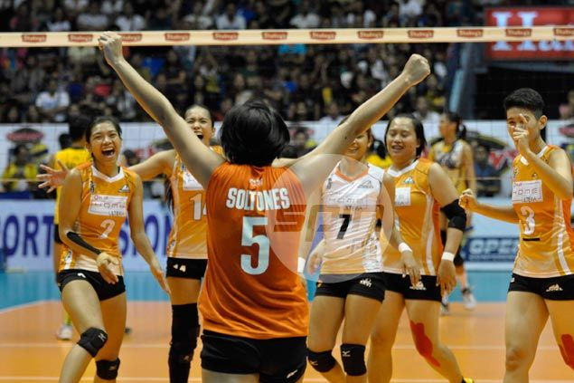 PLDT survives five-set thriller against Army to claim V-League Open Conference title