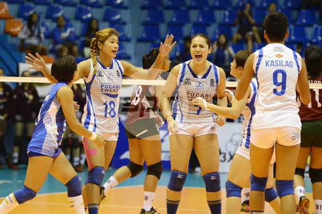 Pocari Sweat confident of repeating comeback from 0-1 deficit against Air Force in V-League finals