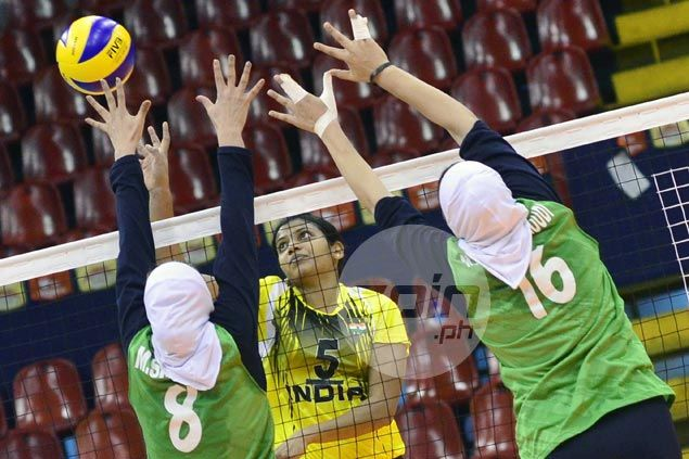 India gains shot at fifth place, sends Iran to battle for seventh against the Philippines in Asian U23 volley