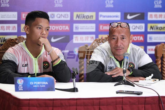 Kaya, Ceres seek to build on gains as PH clubs resume AFC Cup quest against Singapore foes