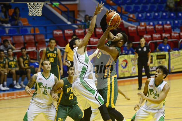 Prince Orizu has double-double as FEU Tamaraws down lowly CSB Blazers