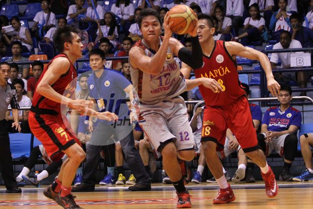 Arellano Chiefs star Prince Caperal frustrated with diminished role this season