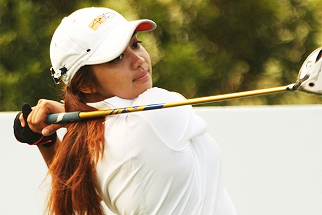 Young golfers Princess Superal, Mia Legaspi fall short in Asian Games bid