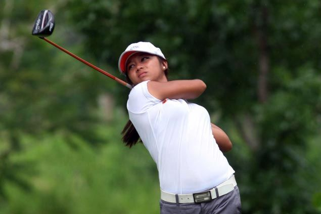Princess Superal keeps share of lead with one round to play in Hong Kong Amateur Golf tournament