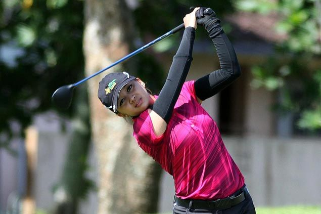 Princess Superal seizes one-stroke lead over fellow amateur Hwang Min Jeong in Mt. Malarayat Ladies Classic