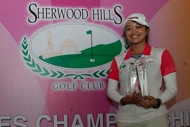 Princess Superal reigns supreme at Sherwood as top amateurs eclipse the pros in LPGT season-ender