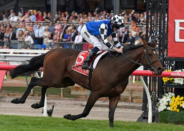 German stallion Protectionist tops Melbourne Cup; favorite Admire Ratki dies after race