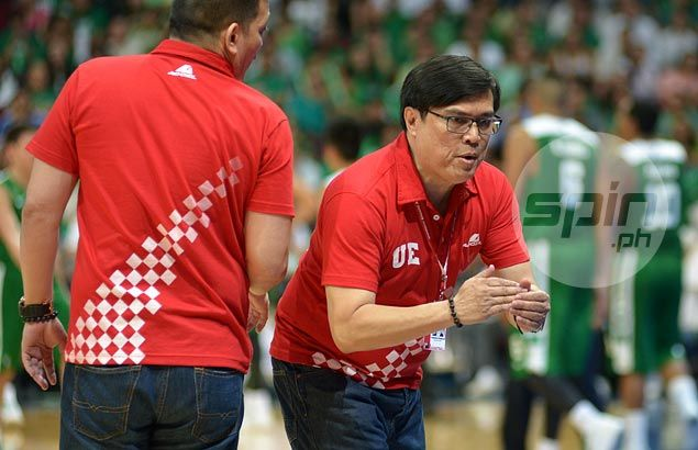 UE coach Pumaren left to rue 45 free throws awarded to Ateneo - and 25 for Ravena