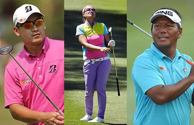 Angelo Que, Tony Lascuna, Jennifer Rosales on track for places in Olympic golf
